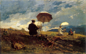 Winslow Homer in PleinAir Magazine