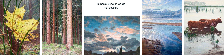 museum postkaart kunst