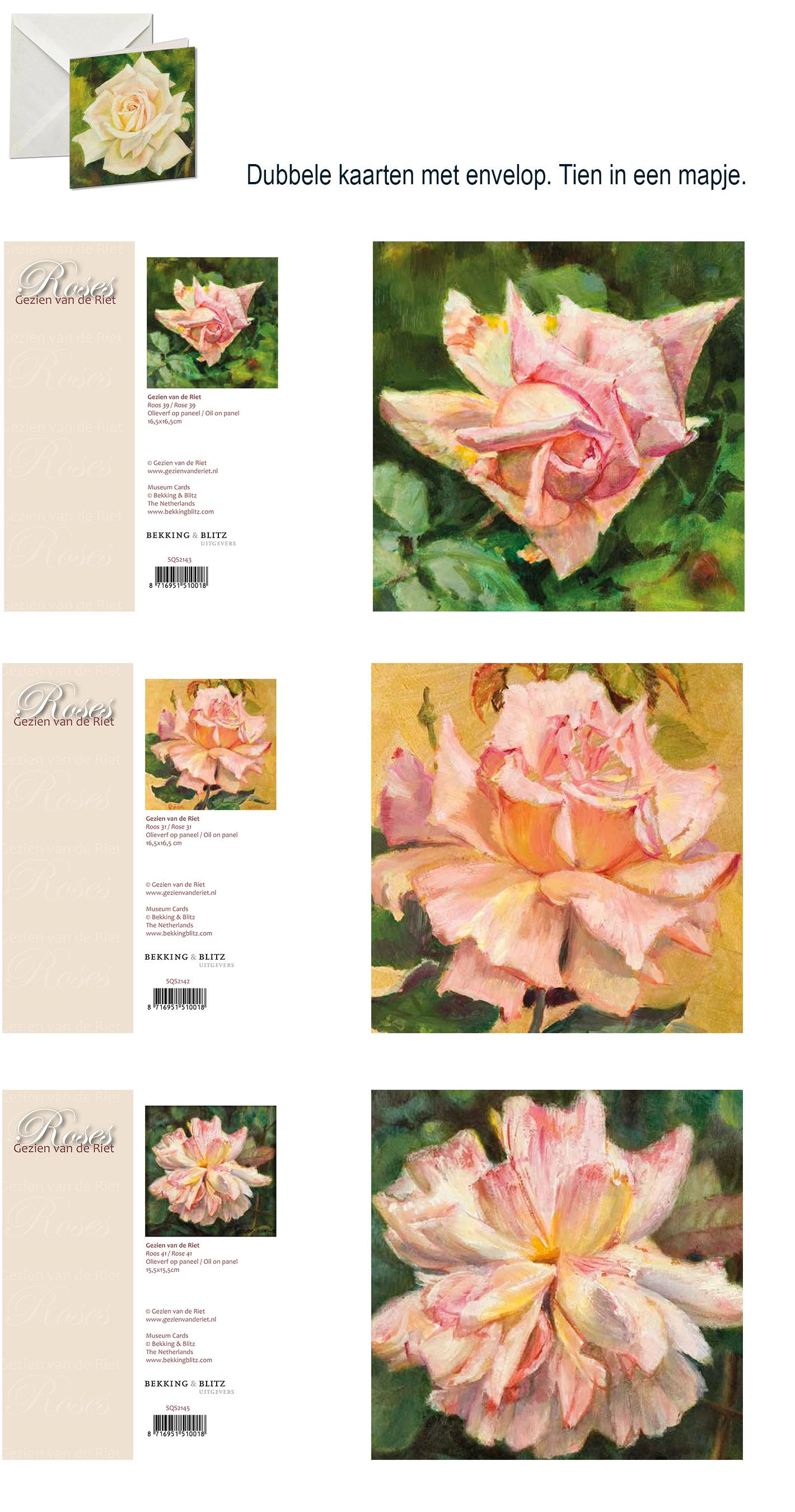 roos schilderen kaart