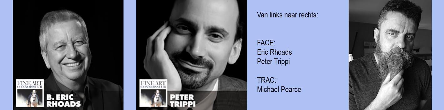 Eric Rhoads, Peter Trippi, Michael Pearce