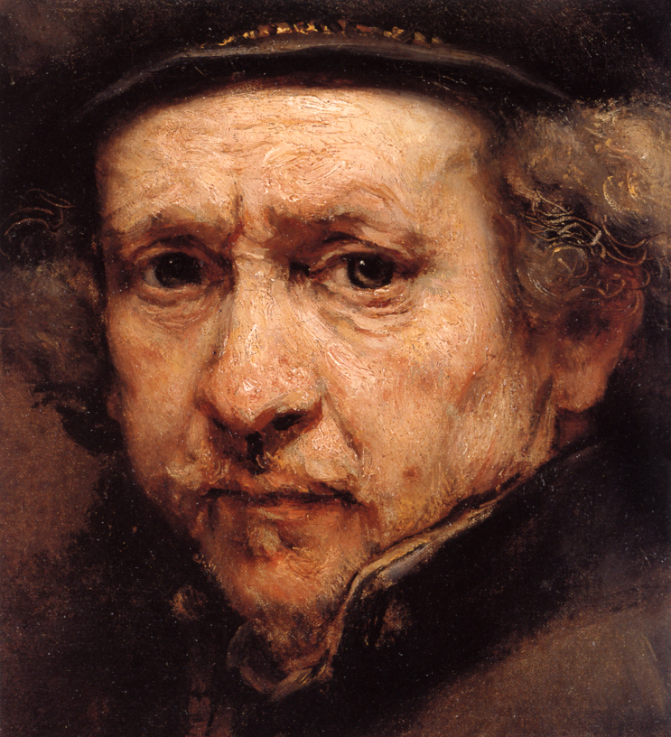Rembrandt-Self-Portrait-1659