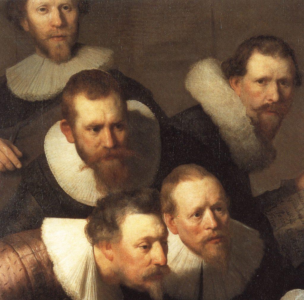 Rembrandt-Anatomy Lesson