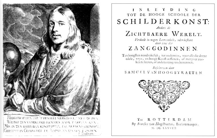 Samuel van Hoogstraeten: Art Theory Dutch Golgen Age