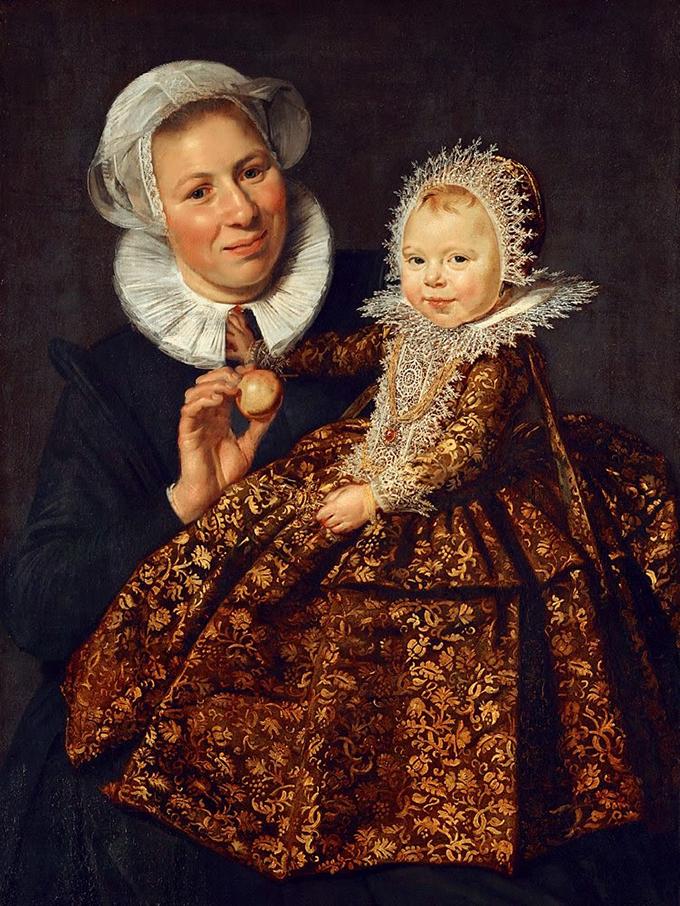 Frans Hals Portrait